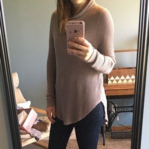 Free People Large Cowl Neck Thermal